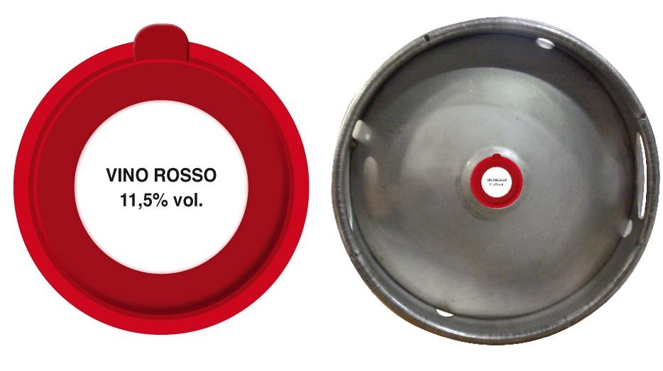 vendita vino in fusto distribuzione in tutta Italia Azienda Vinicola Revini Vino Rosso