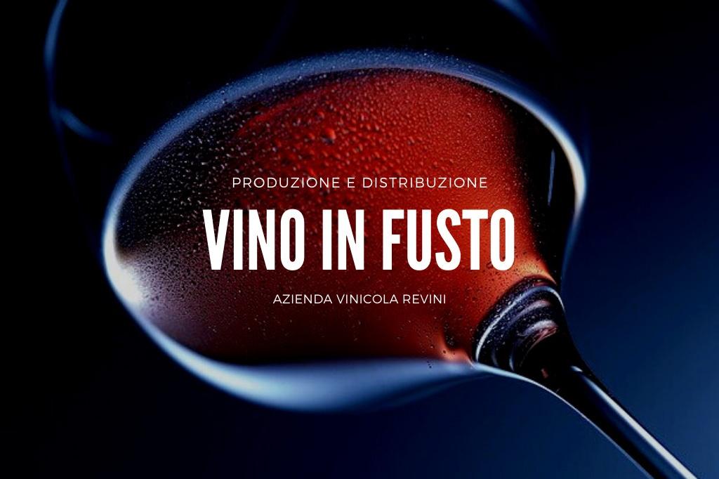 distributore e produzione vini in fusto padova revini