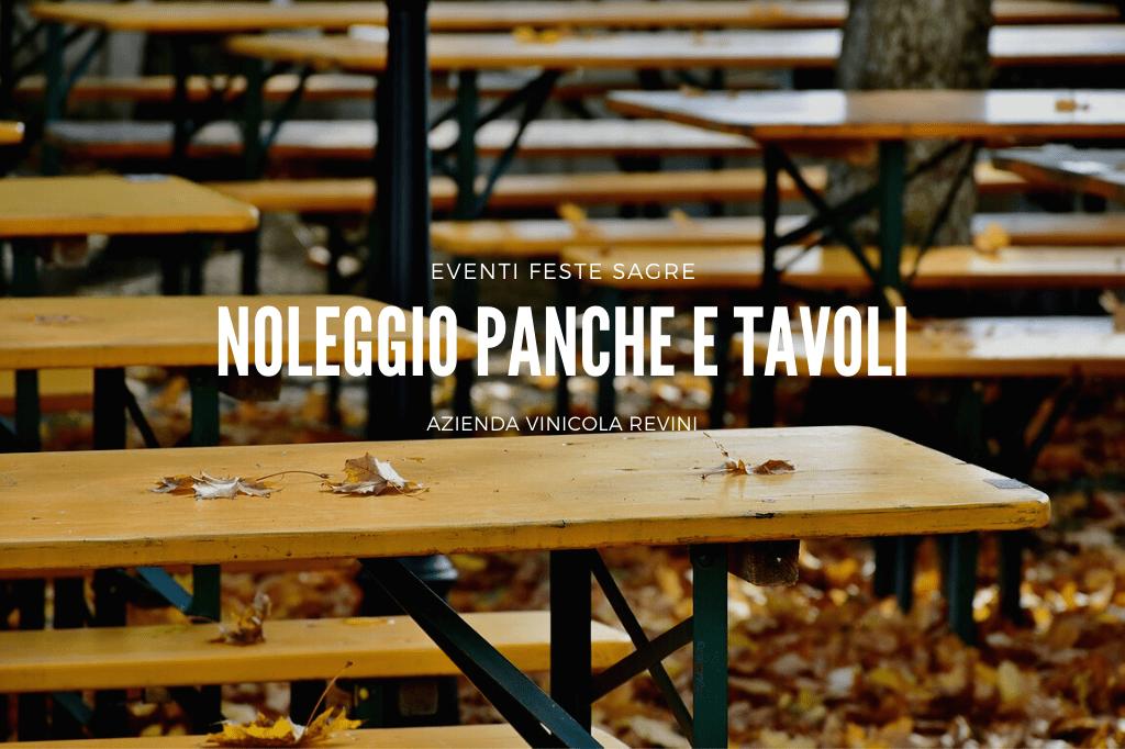 Tavoli E Panche Per Sagre.Noleggio Attrezzature Per Eventi E Feste Padova Vicenza