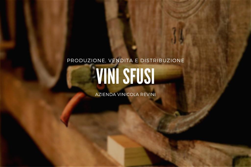 vendita vino sfuso bianco e rosso al punto vendita di fossona padova colli euganei presso azienda vinicola revini